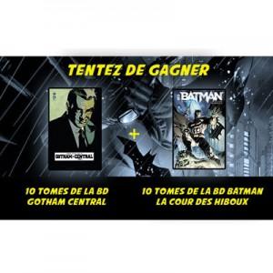 Jeu concours BD Batman