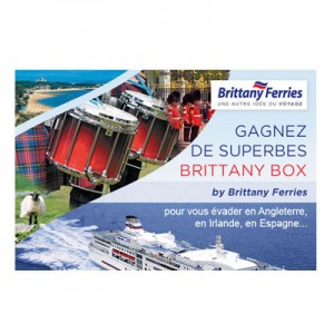 Jeu Concours Brittany Ferries