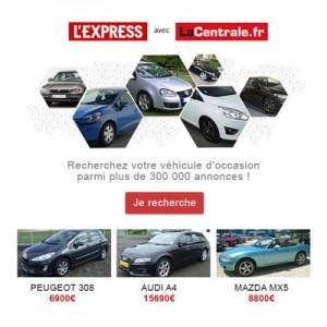 Emailing responsive La Centrale.fr