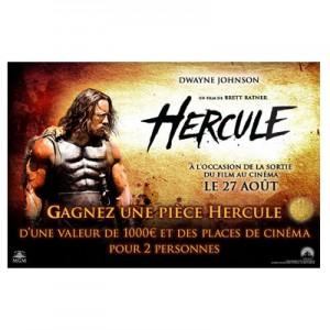 Jeu concours Hercule