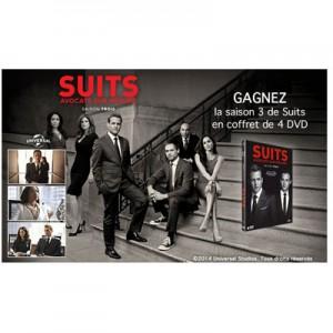 Jeu concours Suits