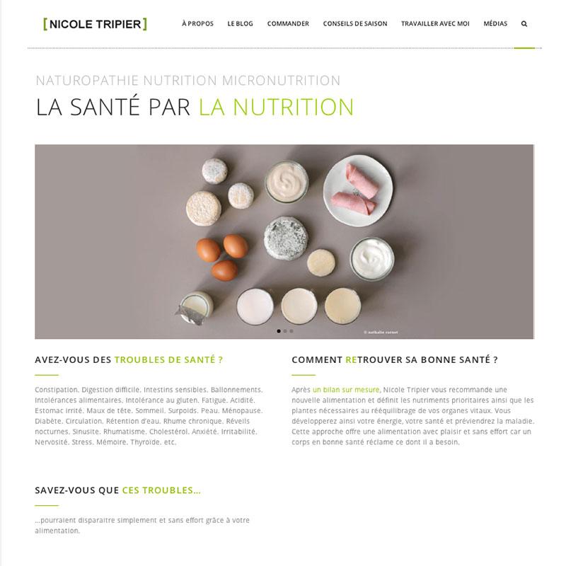 Le site ntnutrition.com